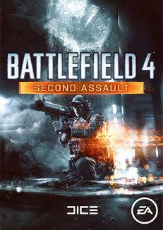 Battlefield 4 Drugie uderzenie (PC) PL klucz Origin
