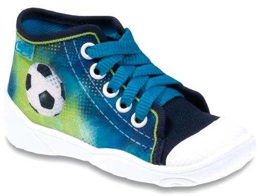 BEFADO 218P049 niebieski piłka