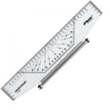 Leniar Linijka Roler Profesjonalny 35cm