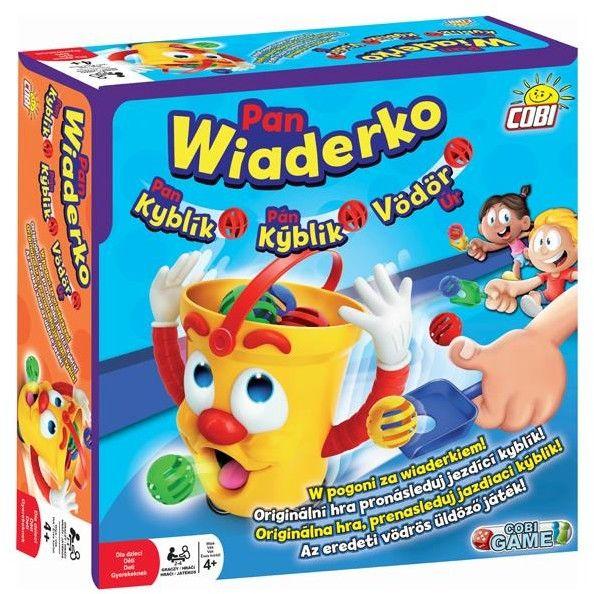 Cobi - Gra Pan Wiaderko 10450