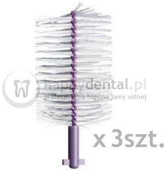 CURAPROX CPS 516 Soft&Implant 3szt. (fioletowe) - końcówki do szczoteczek międzyzębowych