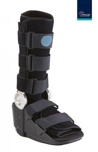 Orteza stopowo-goleniowa z regulacją kątową i stabilizacją pneumatyczną 1230x