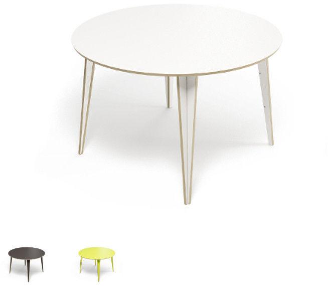 Maciek - stół okrągły duży
