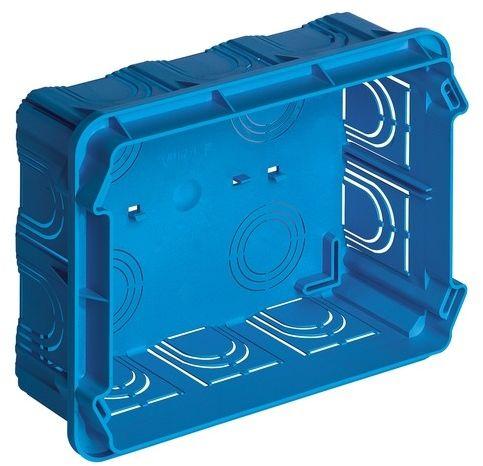 Puszka montażowa 12-14M niebieska