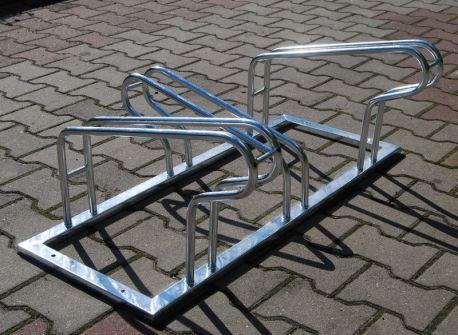 Stojak rowerowy na rowery 3 obustronny