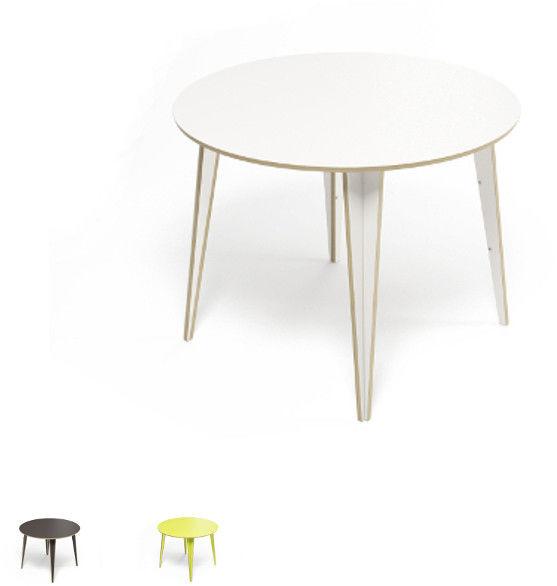 Maciek - stół okrągły mały