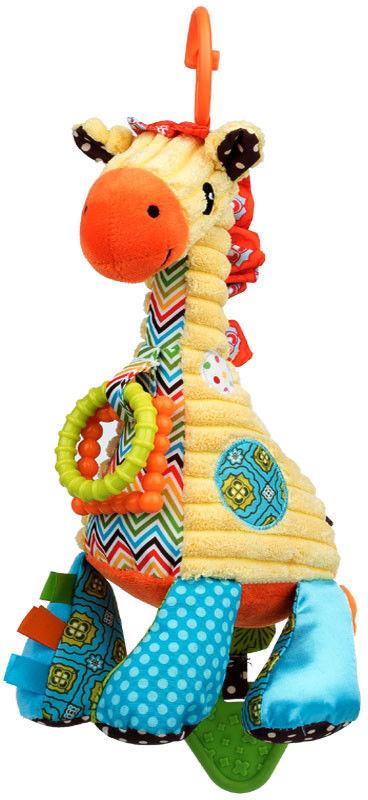 Dumel Discovery Baby - Zawieszka żyrafa Gina z pozytywką 82874