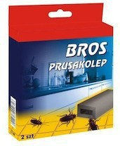 Bros Prusakolep na prusaki - 2 sztuki