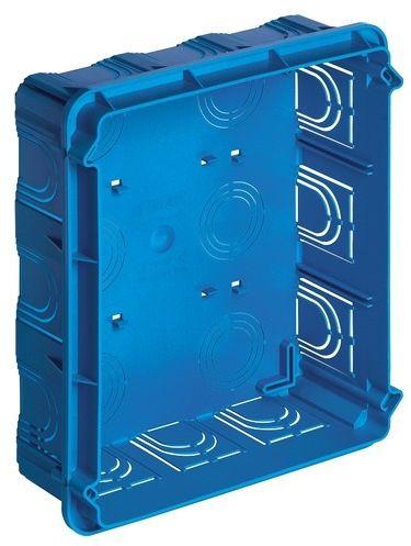 Puszka montażowa 18-21M niebieska