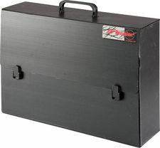 Leniar Teczka na rysunki A3-G 430x305x55mm czarny