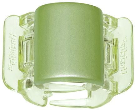 Linziclip Klamra do włosów Midi Pearlised Green 1 szt.