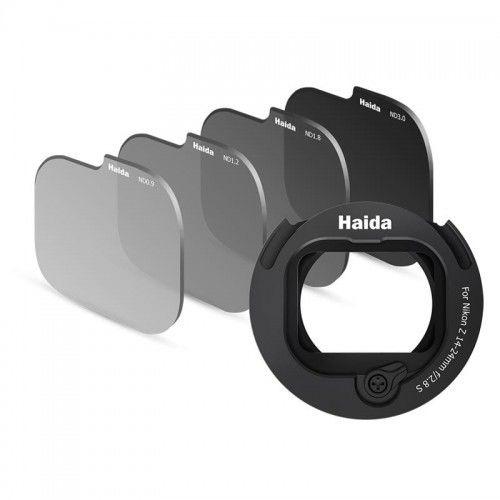 Zestaw tylnych filtrów szarych do Nikon Nikkor Z 14-24mm f/2.8 S Haida Rear