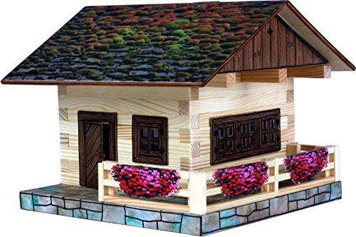 Walachia 8594036430341 - Nr. 34 Almhütte drewno zestaw modelarski tor 1/ LGB 1:32