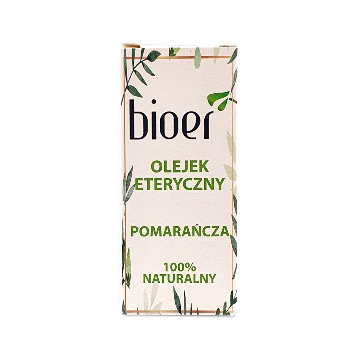 Olejek Eteryczny Pomarańczowy - 12ml - Bioer