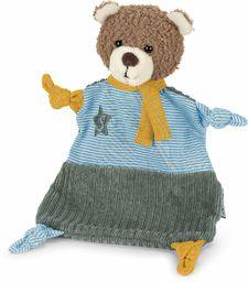 Sterntaler 3202002 przytulanka miś Ben, dla dzieci od 1 miesiąca, rozmiar S, 27 x 18 cm
