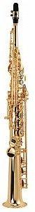 GRASSI GR ACSS200 Saksofon sopranowy Bb, pozłacany