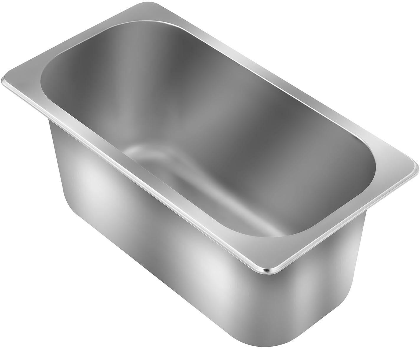 Pojemnik gastronomiczny - GN 1/3 - stal nierdzewna - Royal Catering - RCGN-1/3-1 - 3 lata gwarancji/wysyłka w 24h