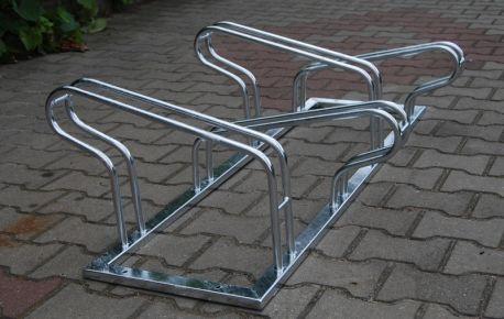 Stojak rowerowy na rowery 4 obustronny