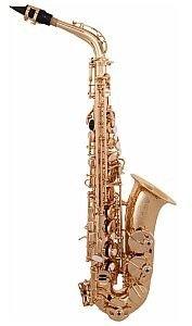 GRASSI GR ACAS300G Eb Alto Sax, Saksofon altowy wykończenie Champagne Gold