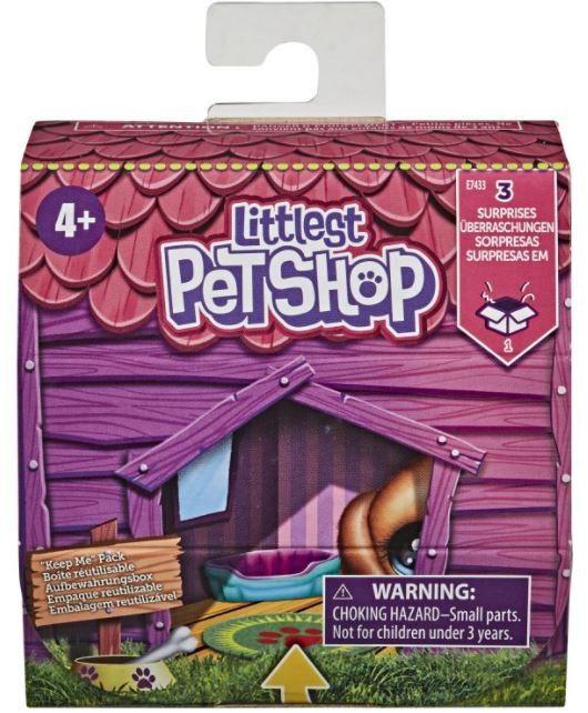 Littlest Pet Shop Przytulny domek dla zwierzaka