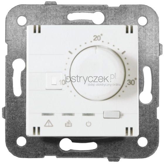 Analogowy regulator temperatury - Karre Biały