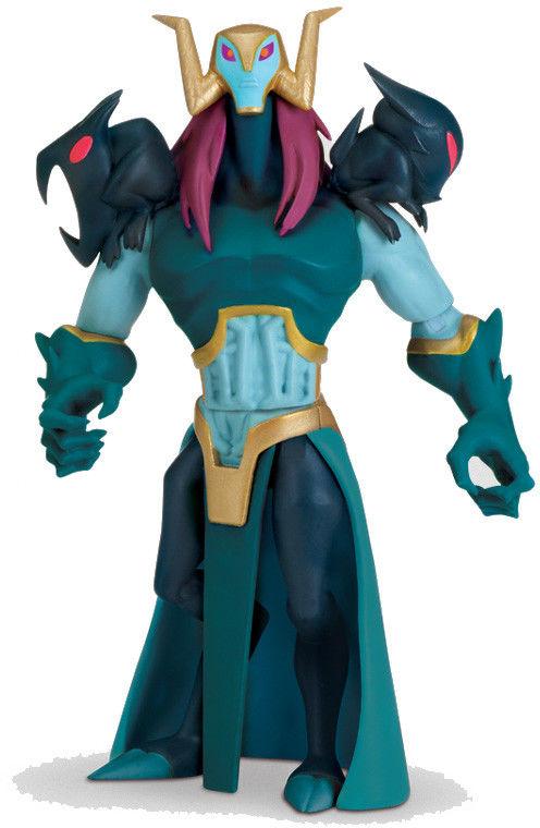 Epee Wojownicze Żółwie Ninja figurka + akcesoria Baron Draxum 80812