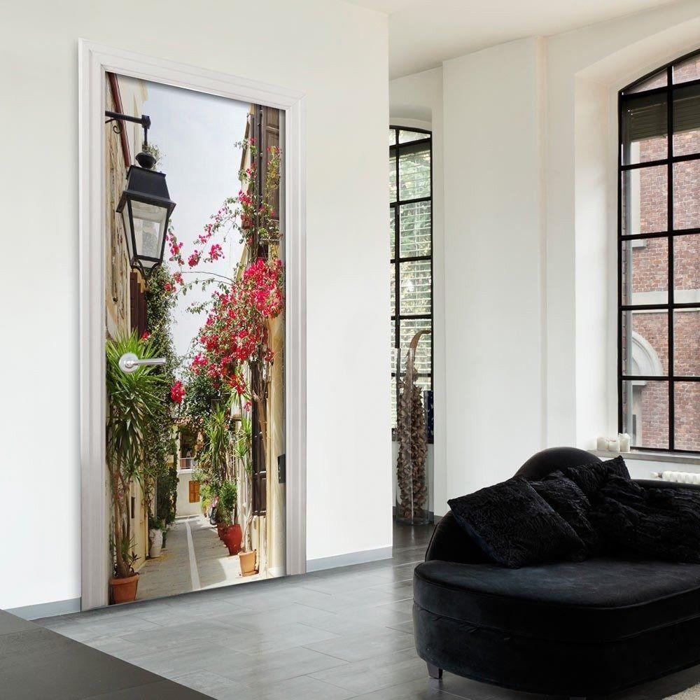 Fototapeta na drzwi - urokliwa aleja