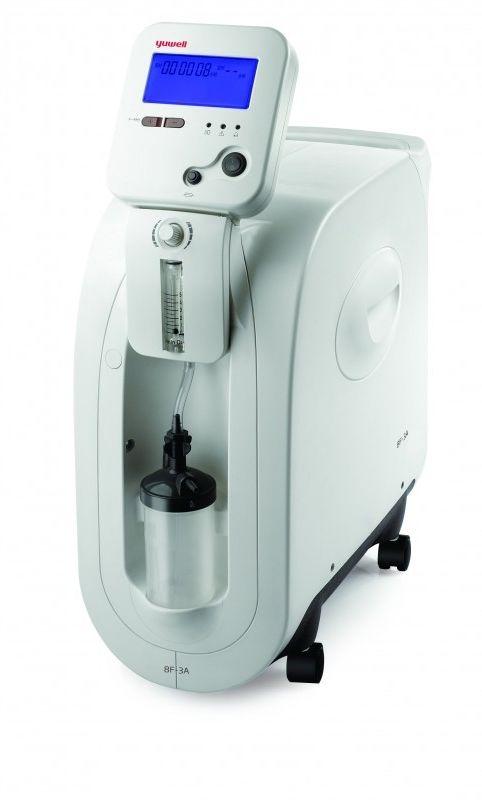 Koncentrator tlenu YUWELL 8F-5A Koncentrator tlenu z czujnikiem stężenia tlenu YUWELL 8F-5A