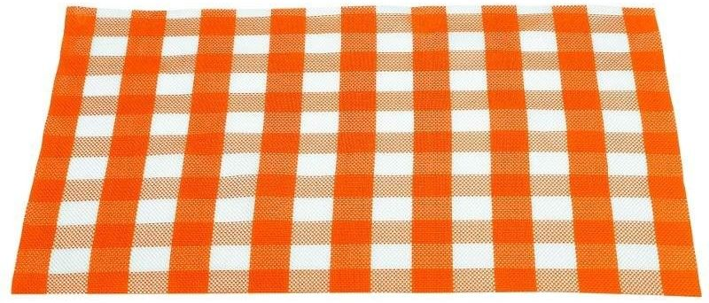 Guzzini - podkładka na stół - art & cafe - pomarańczowa