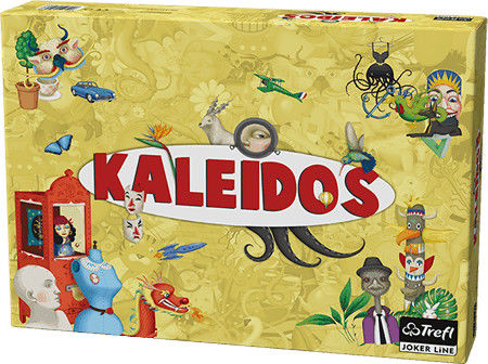 Trefl - Gra Kaleidos G95053
