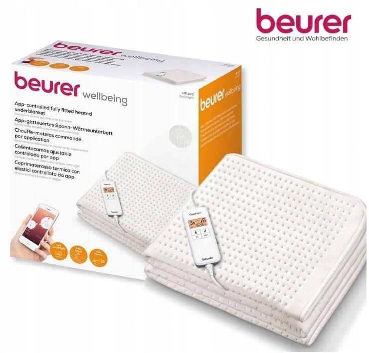 BEURER UB 100 Nakładka elektryczna na łózko