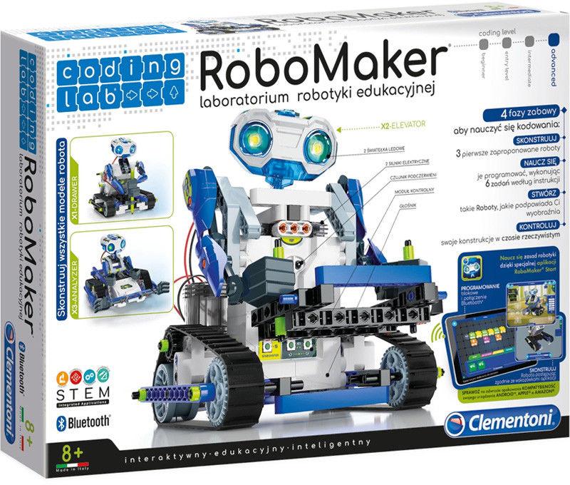 Clementoni - Robomaker zestaw startowy 50098