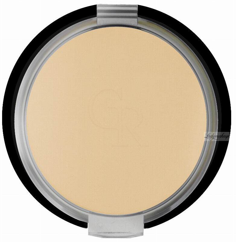 Golden Rose - Silky Touch Compact Powder - Puder matujący - 04