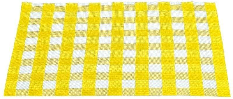 Guzzini - podkładka na stół - art & cafe - żółta - żółta