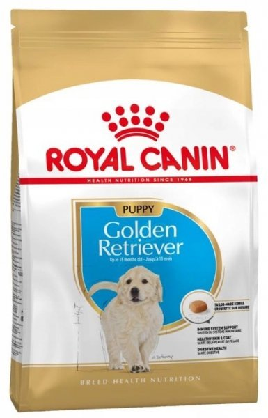Royal Canin Golden Retriever Puppy 3kg