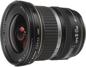 Obiektyw Canon EF-S 10-22mm f/3,5-4,5 USM