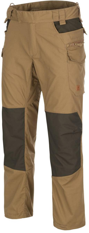 Spodnie Helikon Pilgrim Coyote/Taiga Green (SP-PGM-DC-1109A) H