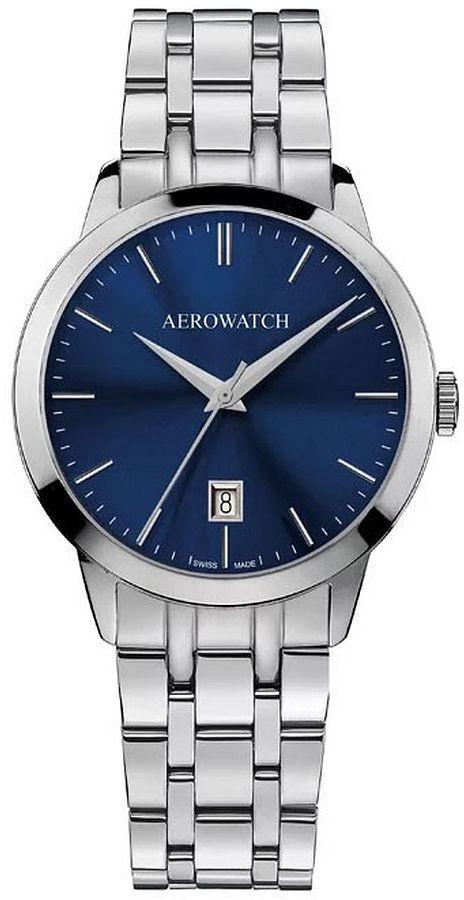 Aerowatch 42972-AA06-M > Wysyłka tego samego dnia Grawer 0zł Darmowa dostawa Kurierem/Inpost Darmowy zwrot przez 100 DNI