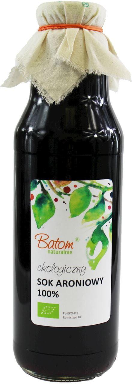 Sok aroniowy bio 750 ml - batom