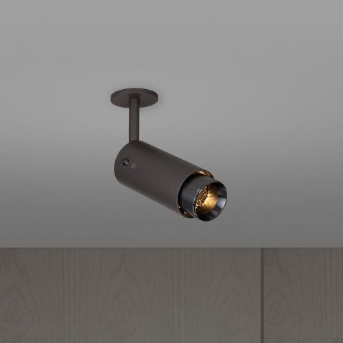 Lampa Exhaust Spot Grafitowa z gun metal