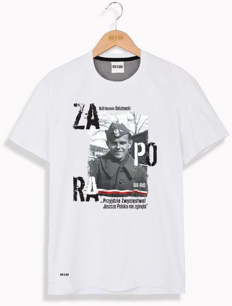 RED IS BAD koszulka Zapora - edycja 2019