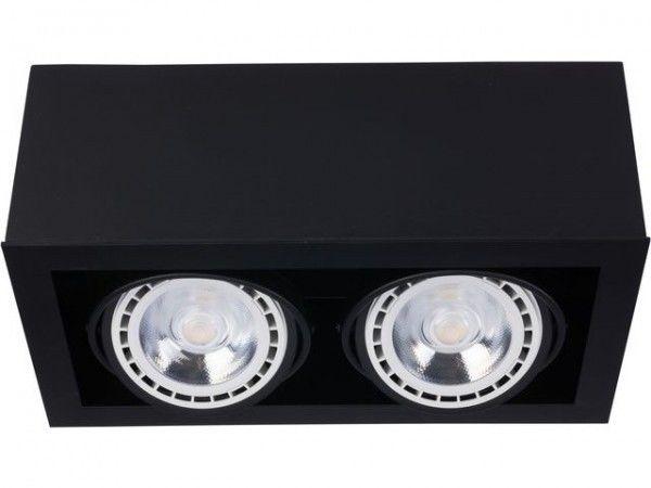 Oprawa natynkowa regulowana Box downlight ES111 czarny 9470 - Nowodvorski // Rabaty w koszyku i darmowa dostawa od 299zł !