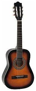 DIMAVERY AC-303 Gitara klasyczna 1/2 sunburst