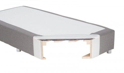 Podstawa A Standard łóżka kontynentalnego