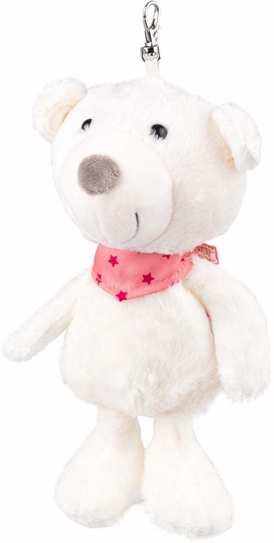 sigikid 42399 Mimimis niedźwiedź polarny, mały, duży