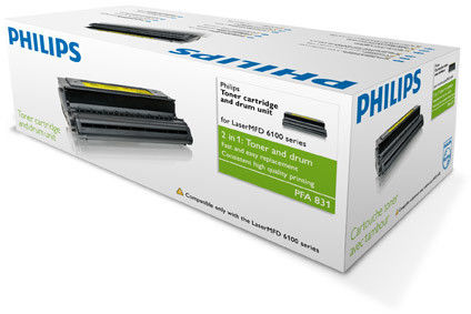 Oryginalny Toner Philips PFA831 BLACK toner do MFD 6135d, 6170dw toner 253335642