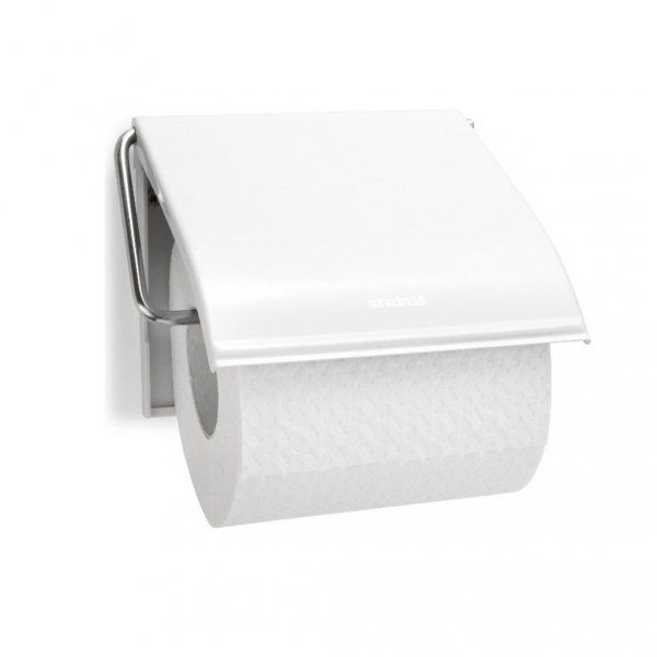 Uchwyt na papier toaletowy CLASSIC White