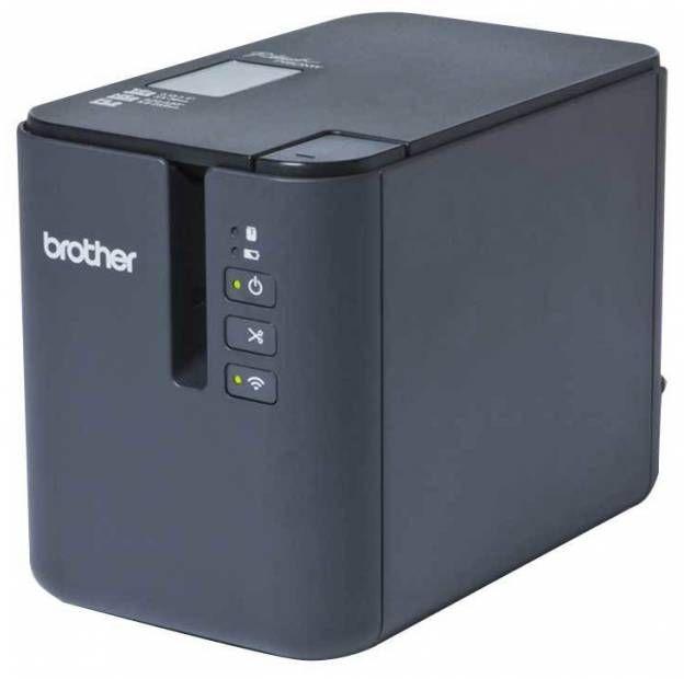 Drukarka etykiet BROTHER P-touch PT-P900W (PTP900WYJ1)