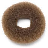 KIEPE (10202) ROUNDED CHIGNON D8 BROWN mały okrągły wypełniacz do koków BRĄZOWY