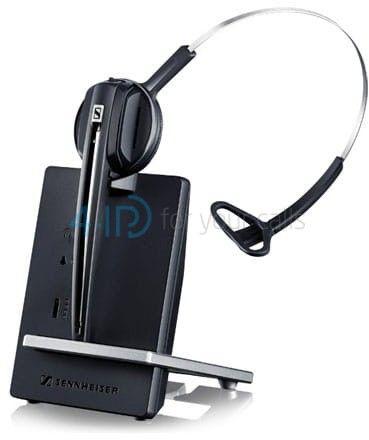 Słuchawki bezprzewodowe DECT Sennheiser D 10 DECT PHONE